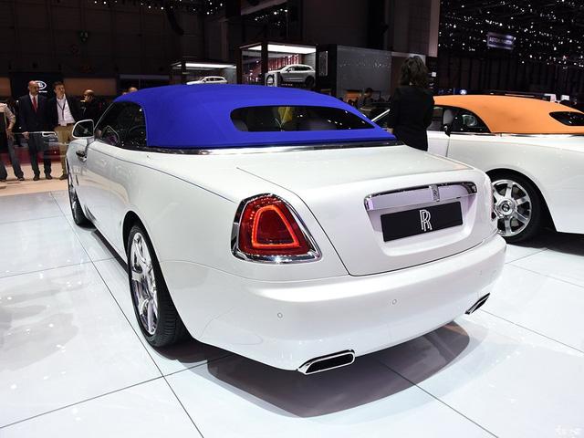 Thiếu gia con nhà tỷ phú mua 2 xe Rolls-Royce trong 1 triển lãm - Ảnh 6.