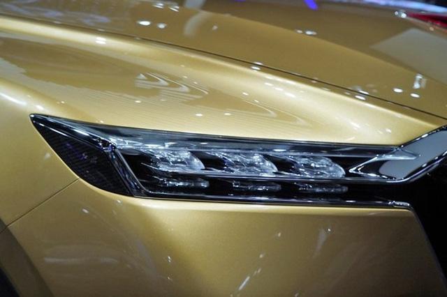 Hồng Kỳ ra mắt xe SUV mới với thiết kế táo bạo - Ảnh 3.