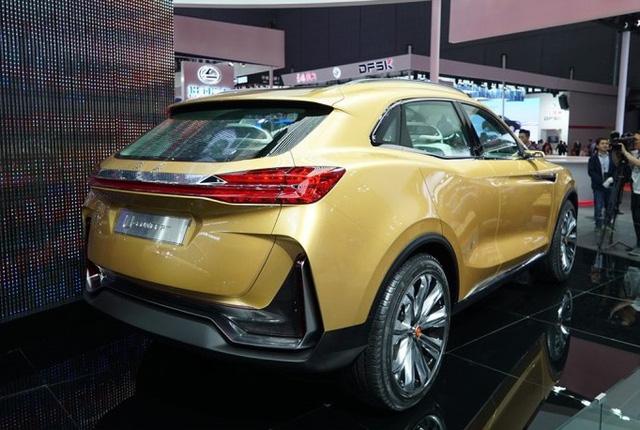 Hồng Kỳ ra mắt xe SUV mới với thiết kế táo bạo - Ảnh 9.