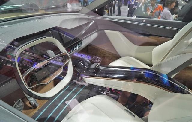 Hồng Kỳ ra mắt xe SUV mới với thiết kế táo bạo - Ảnh 10.