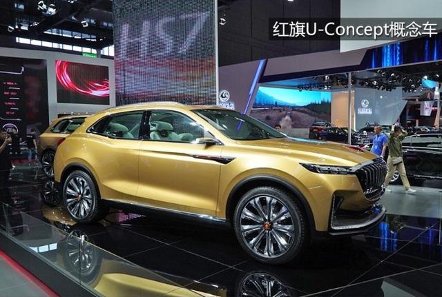 Hồng Kỳ ra mắt xe SUV mới với thiết kế táo bạo - Ảnh 12.