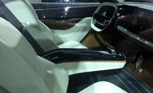 Hồng Kỳ ra mắt xe SUV mới với thiết kế táo bạo - Ảnh 11.