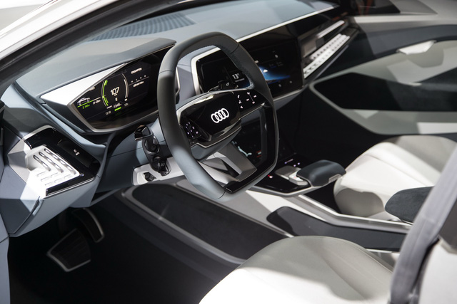 Audi E-Tron Sportback - Đối thủ mới của SUV hạng sang BMW X6 - Ảnh 13.