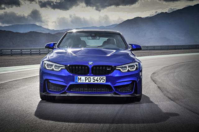 Làm quen với một BMW M4 mạnh mẽ và ấn tượng hơn - Ảnh 4.
