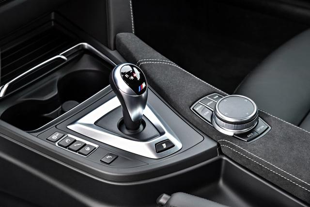 Làm quen với một BMW M4 mạnh mẽ và ấn tượng hơn - Ảnh 5.