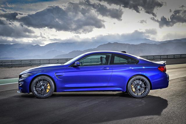 Làm quen với một BMW M4 mạnh mẽ và ấn tượng hơn - Ảnh 6.