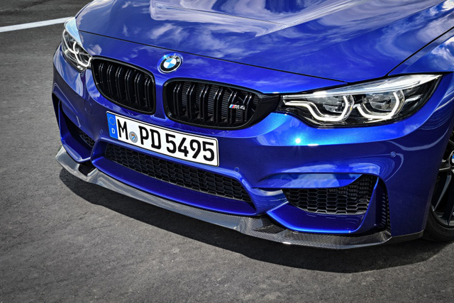 Làm quen với một BMW M4 mạnh mẽ và ấn tượng hơn - Ảnh 7.