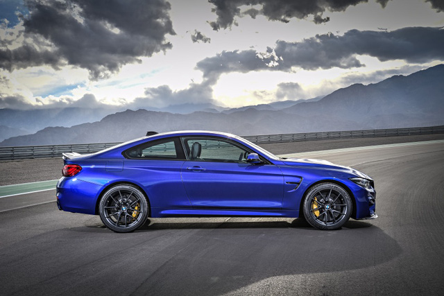 Làm quen với một BMW M4 mạnh mẽ và ấn tượng hơn - Ảnh 8.