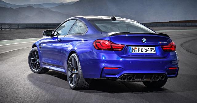 Làm quen với một BMW M4 mạnh mẽ và ấn tượng hơn - Ảnh 10.