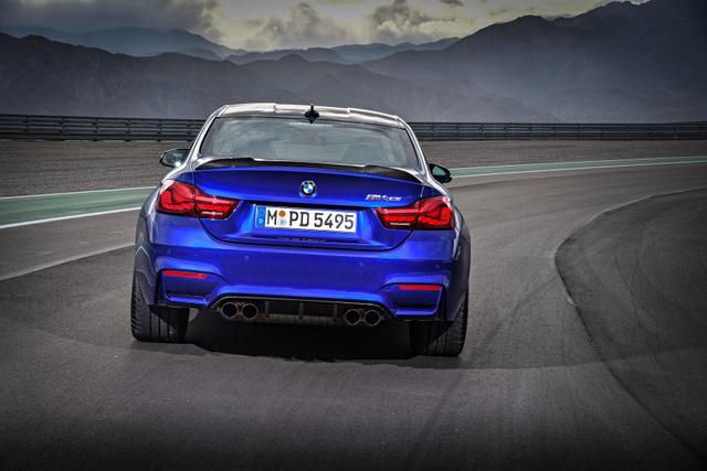 Làm quen với một BMW M4 mạnh mẽ và ấn tượng hơn - Ảnh 13.