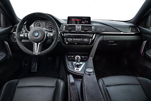 Làm quen với một BMW M4 mạnh mẽ và ấn tượng hơn - Ảnh 14.