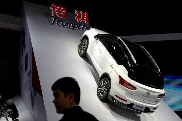 Hãng xe Trung Quốc gặp rắc rối vì thương hiệu giống họ Tổng thống Donald Trump - Ảnh 1.