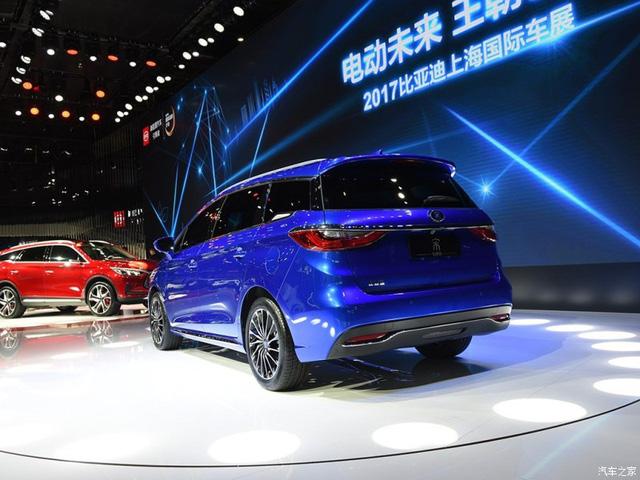 Đây là mẫu xe MPV mới gợi liên tưởng đến Toyota Innova 2017 - Ảnh 7.