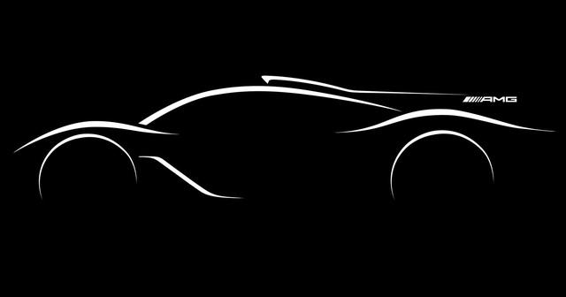 Mercedes-AMG Project One - Siêu xe triệu đô cạnh tranh ngôi vương của Bugatti Chiron - Ảnh 1.