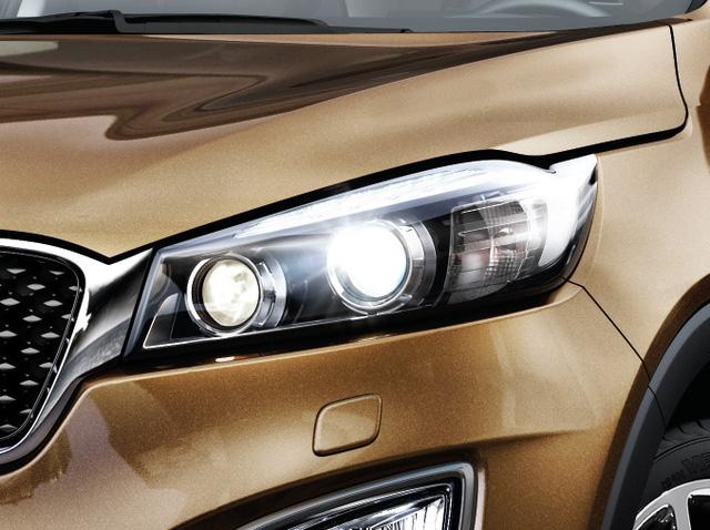 SUV 7 chỗ Kia Sorento có bản trang bị mới, giá từ 1,04 tỷ Đồng - Ảnh 2.