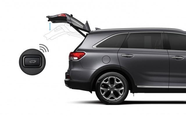 SUV 7 chỗ Kia Sorento có bản trang bị mới, giá từ 1,04 tỷ Đồng - Ảnh 8.