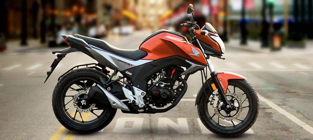 Xe côn tay siêu rẻ Honda CB Hornet 160R sắp có thêm phiên bản thể thao mới - Ảnh 1.