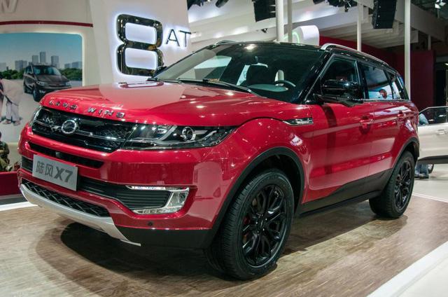Land Rover ngậm ngùi nhìn Range Rover Evoque nhái bán chạy như tôm tươi - Ảnh 1.