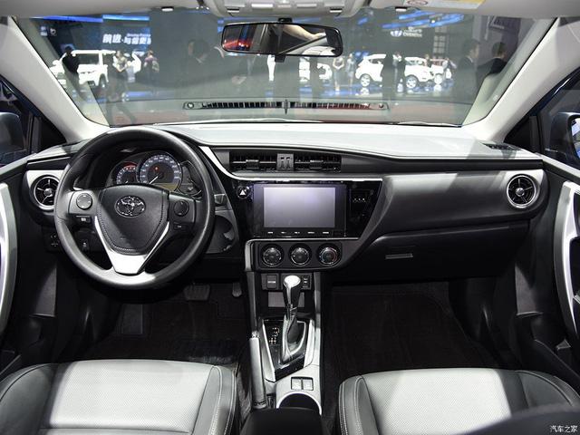 Làm quen với một Toyota Corolla 2017 mang thiết kế khác biệt - Ảnh 5.