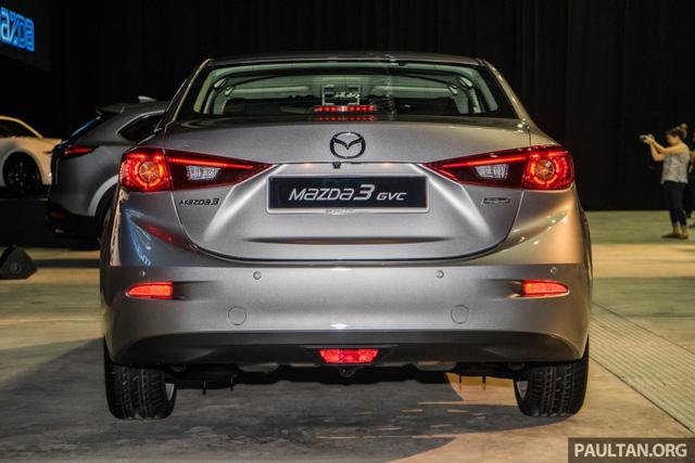 Mazda3 2017 liên tục ra mắt Đông Nam Á khiến người Việt sốt xình xịch - Ảnh 3.