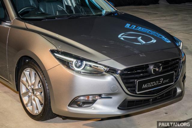 Mazda3 2017 liên tục ra mắt Đông Nam Á khiến người Việt sốt xình xịch - Ảnh 5.