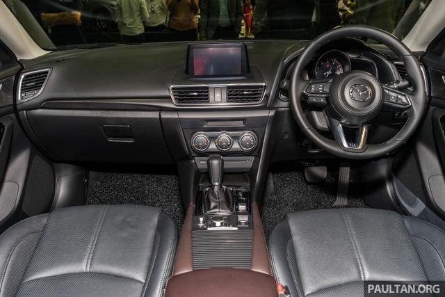 Mazda3 2017 liên tục ra mắt Đông Nam Á khiến người Việt sốt xình xịch - Ảnh 14.