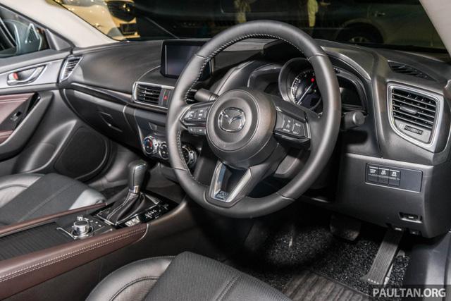 Mazda3 2017 liên tục ra mắt Đông Nam Á khiến người Việt sốt xình xịch - Ảnh 10.