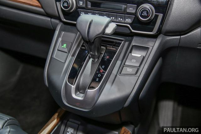 Honda CR-V 2017 phiên bản 5 và 7 chỗ trình làng tại Đông Nam Á với giá mềm hơn - Ảnh 4.