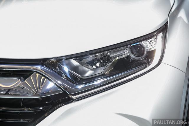 Honda CR-V 2017 phiên bản 5 và 7 chỗ trình làng tại Đông Nam Á với giá mềm hơn - Ảnh 7.