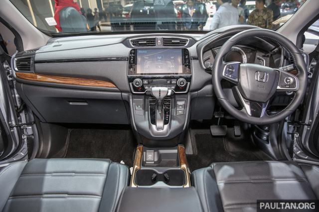 Honda CR-V 2017 phiên bản 5 và 7 chỗ trình làng tại Đông Nam Á với giá mềm hơn - Ảnh 13.