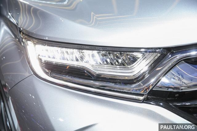 Honda CR-V 2017 phiên bản 5 và 7 chỗ trình làng tại Đông Nam Á với giá mềm hơn - Ảnh 14.