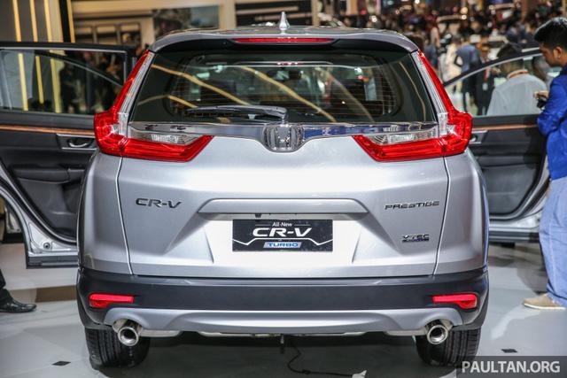 Honda CR-V 2017 phiên bản 5 và 7 chỗ trình làng tại Đông Nam Á với giá mềm hơn - Ảnh 19.
