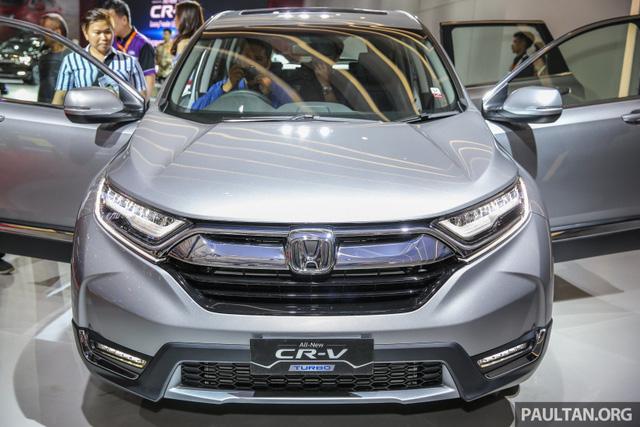 Honda CR-V 2017 phiên bản 5 và 7 chỗ trình làng tại Đông Nam Á với giá mềm hơn - Ảnh 20.