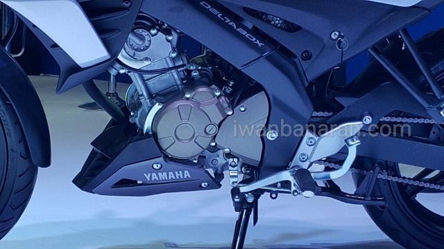 Xe côn tay Yamaha V-Ixion 2017 chính thức được vén màn, giá từ 44,3 triệu Đồng - Ảnh 2.