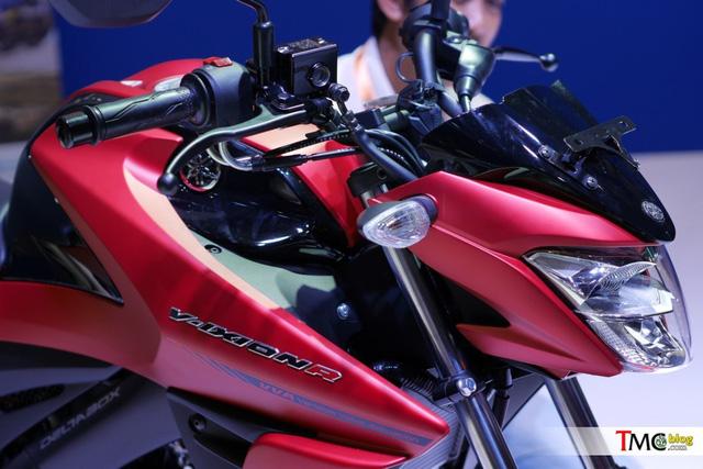 Xe côn tay Yamaha V-Ixion 2017 chính thức được vén màn, giá từ 44,3 triệu Đồng - Ảnh 10.