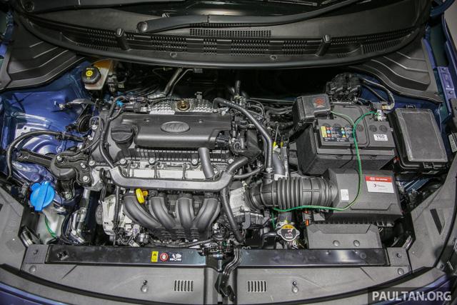 Kia Rio Hatchback 2017 cập bến Đông Nam Á với trang bị nghèo nàn - Ảnh 13.