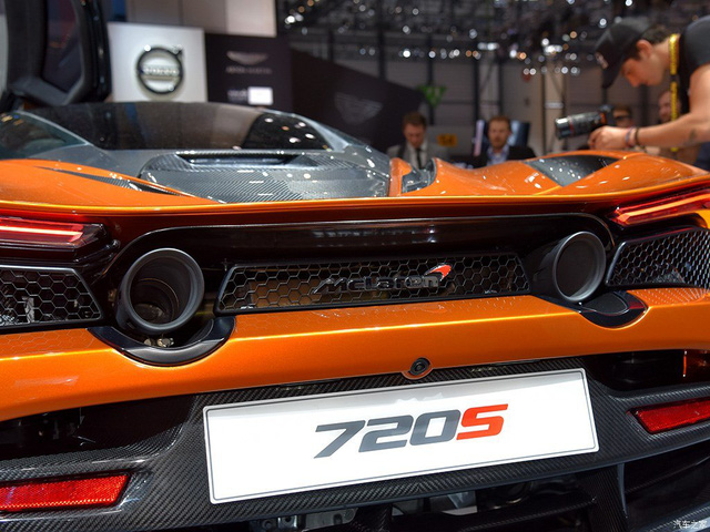 McLaren 720S - Lựa chọn mới cho nhà giàu Trung Quốc - Ảnh 6.