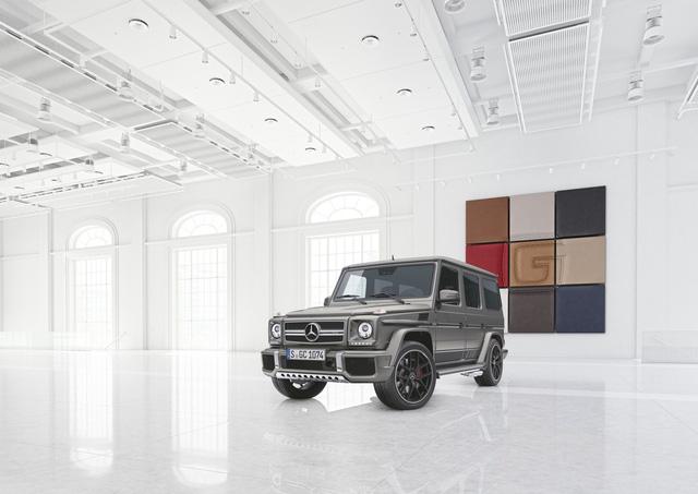 Làm quen với phiên bản đắt thứ 2 trong dòng SUV hạng sang Mercedes-Benz G-Class - Ảnh 1.