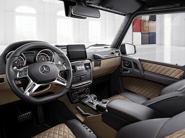 Làm quen với phiên bản đắt thứ 2 trong dòng SUV hạng sang Mercedes-Benz G-Class - Ảnh 2.