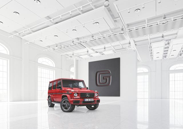 Làm quen với phiên bản đắt thứ 2 trong dòng SUV hạng sang Mercedes-Benz G-Class - Ảnh 3.