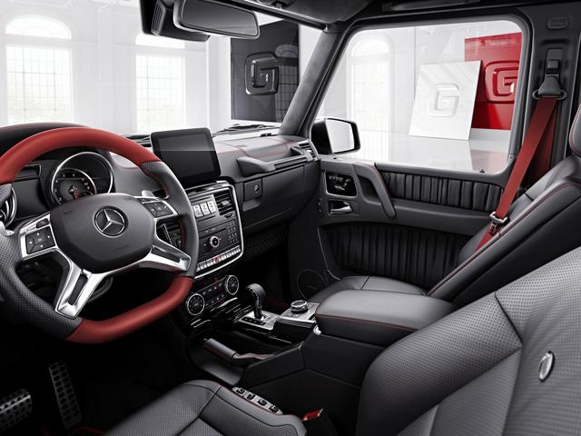 Làm quen với phiên bản đắt thứ 2 trong dòng SUV hạng sang Mercedes-Benz G-Class - Ảnh 4.