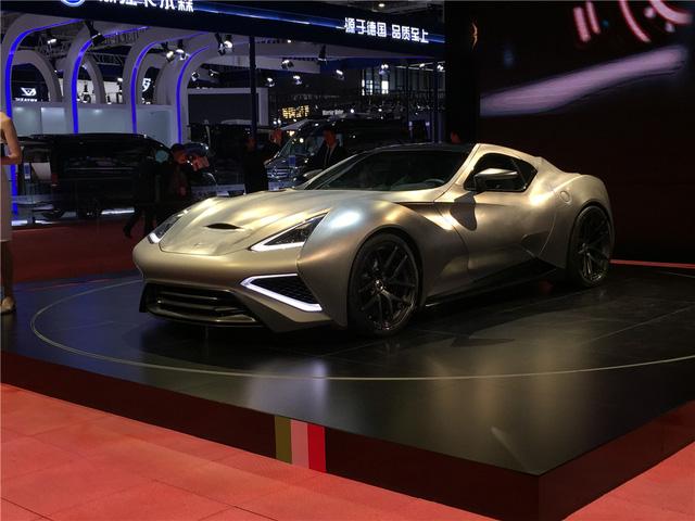Siêu xe xác Hoa, hồn Ý Icona Vulcano Titanium có giá không thể tin được - Ảnh 1.