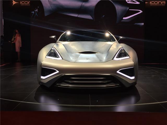 Siêu xe xác Hoa, hồn Ý Icona Vulcano Titanium có giá không thể tin được - Ảnh 3.