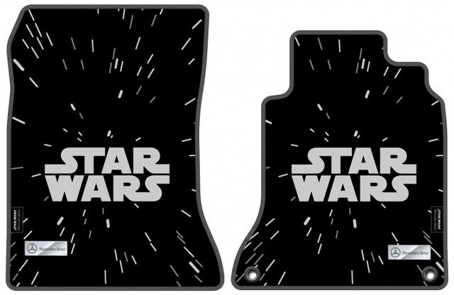 Mercedes-Benz ra mắt CLA đặc biệt cho fan cuồng Star Wars - Ảnh 5.
