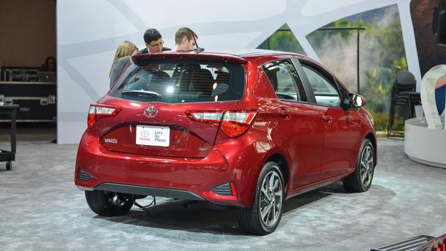 Toyota Yaris 2018 tăng giá nhẹ, từ 15.635 USD - Ảnh 5.