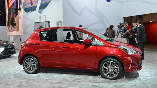 Toyota Yaris 2018 tăng giá nhẹ, từ 15.635 USD - Ảnh 8.