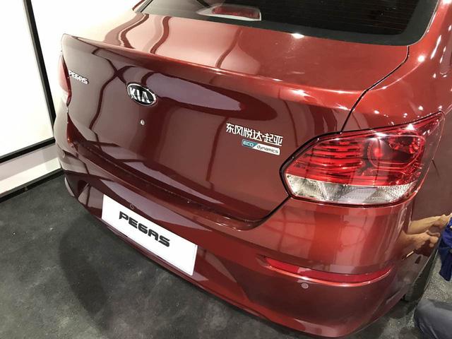 Kia Pegas - Xe sedan giá rẻ cho người lần đầu mua ô tô - Ảnh 8.