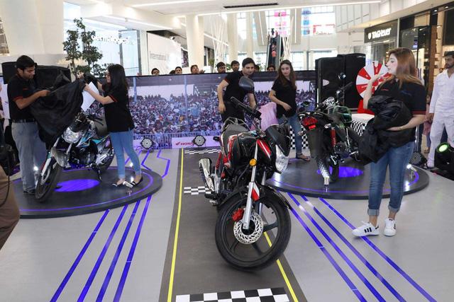 Xe côn tay siêu rẻ Honda CB150F trình làng, giá chỉ từ 34,4 triệu Đồng - Ảnh 2.