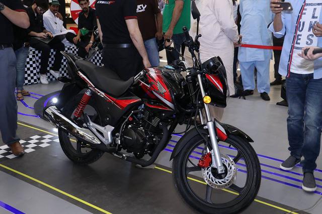 Xe côn tay siêu rẻ Honda CB150F trình làng, giá chỉ từ 34,4 triệu Đồng - Ảnh 3.