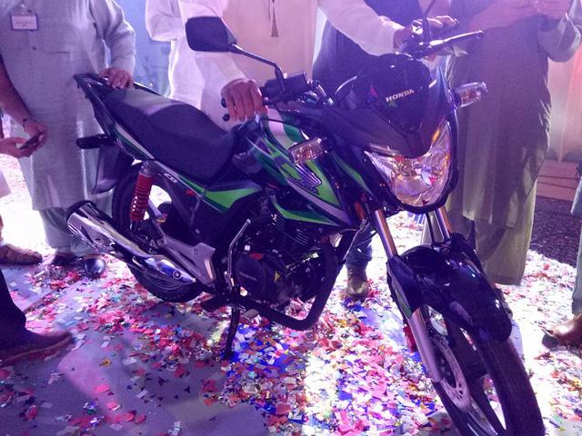 Xe côn tay siêu rẻ Honda CB150F trình làng, giá chỉ từ 34,4 triệu Đồng - Ảnh 4.
